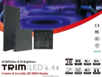 high resolution  led display for stage backdrops